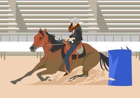 evento di corsa del barilotto