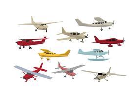 Vettore gratuito Cessna