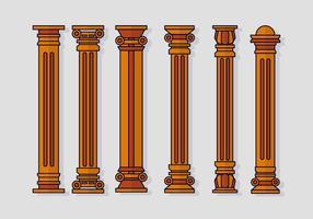 pilastro romano del teatro