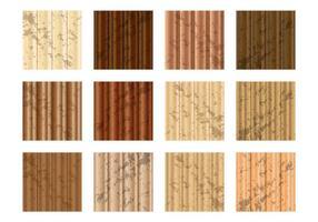 Vettore di struttura di legno libero