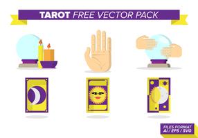pacchetto di tarocchi vettoriali gratis
