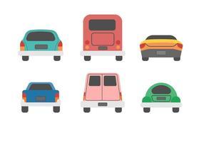 Car Boot Vector gratuito