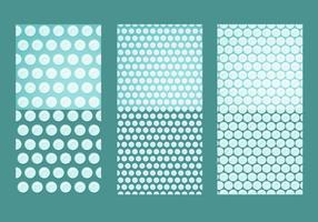 Bolla Wrap Vector Pattern senza soluzione di continuità