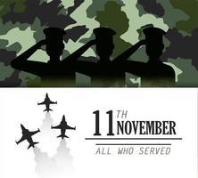 veterani e design della celebrazione del memorial day