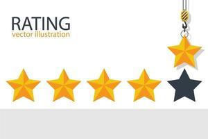 valutazione del gancio della gru 5 stelle