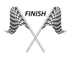bandiere a scacchi da corsa