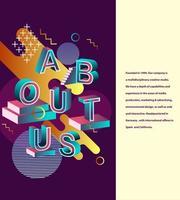 chi siamo design tipografico
