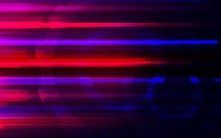 design futuristico incandescente colorato astratto