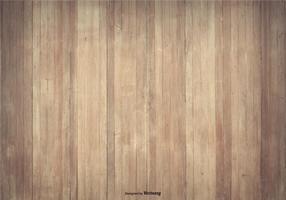Vecchio fondo di tavole di legno vettore