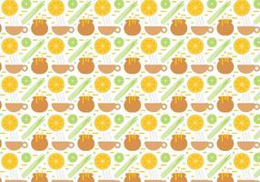Vettore gratuito di citronella