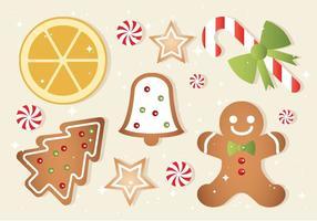 Sfondo di Natale vettoriali gratis