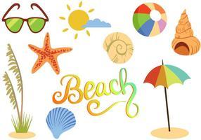 Vettori di spiaggia