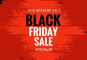 vendita venerdì nero per sfondo layout poster banner