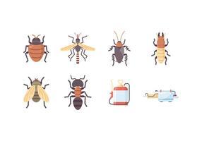 Icone di controllo dei parassiti gratis