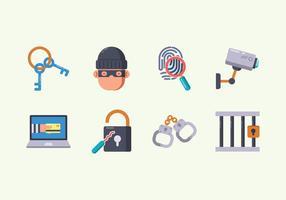 Icona di furto gratis