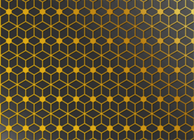 modello di contorno di piastrelle geometriche tradizionali