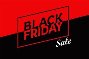 design del testo del venerdì nero e cartellini dei prezzi di sconto del prodotto vettore