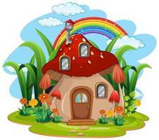 casa dei funghi fantasy