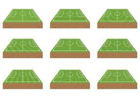Calcio gratis icone vettoriali