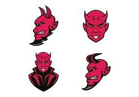 Vettore demone