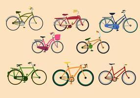 Bicicleta vettoriale gratuito