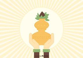 Illustrazione di Kalash vettoriali gratis