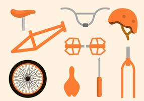 Collezioni vettoriali biciclette gratuite