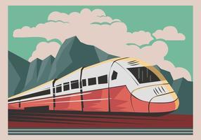 Treno ad alta velocità del Tgv