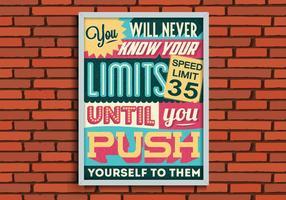 Spingi il tuo vettore di limiti