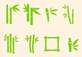 Vettore di bambù