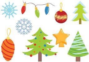 Divertenti vettori di Natale