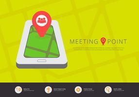 Applicazione mobile punto d'incontro