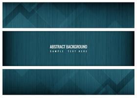 Vector sfondo astratto blu