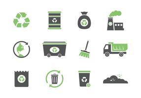 Landfill gratuito vettore