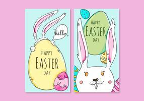 Vettori di carte di Pasqua