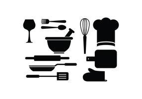 Cocina Vector gratis