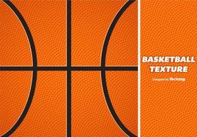 Sfondo vettoriale di pallacanestro gratis