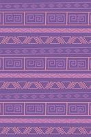 fatto a mano etnico. sfondo vintage tribale
