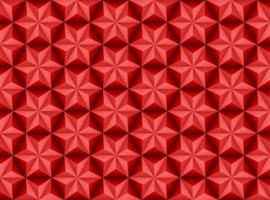 sfondo di stelle rosse