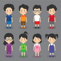 personaggi amichevoli per bambini piccoli