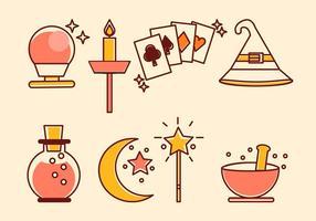 Vettori magici piatti
