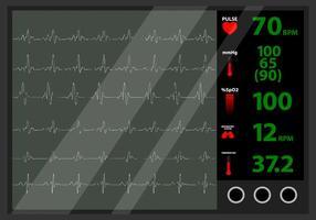 Monitor battito cardiaco
