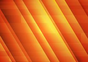 astratto strato angolato sfondo sfumato arancione