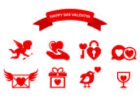 Icone di Happy San Valentin