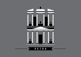 Illustrazione vettoriale di Petra gratis
