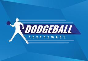 Logo vettoriale Torneo Dodgeball gratis