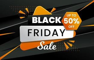 sfondo di vendita venerdì nero