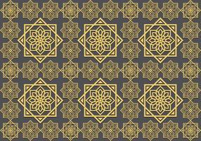 Modello senza cuciture dell'ornamento islamico