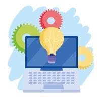 pagamenti online, finanze e composizione del commercio elettronico vettore