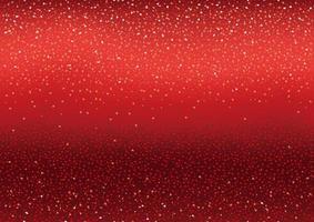 sfondo rosso con glitter e scintillii